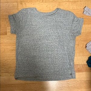 Grey Abercrombie Shirt